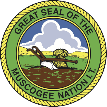 Image result for Muscogee creek logo
