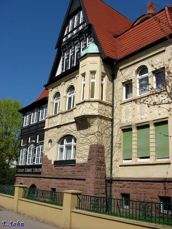 File Nordhausen Grimmelallee Haus Seidel