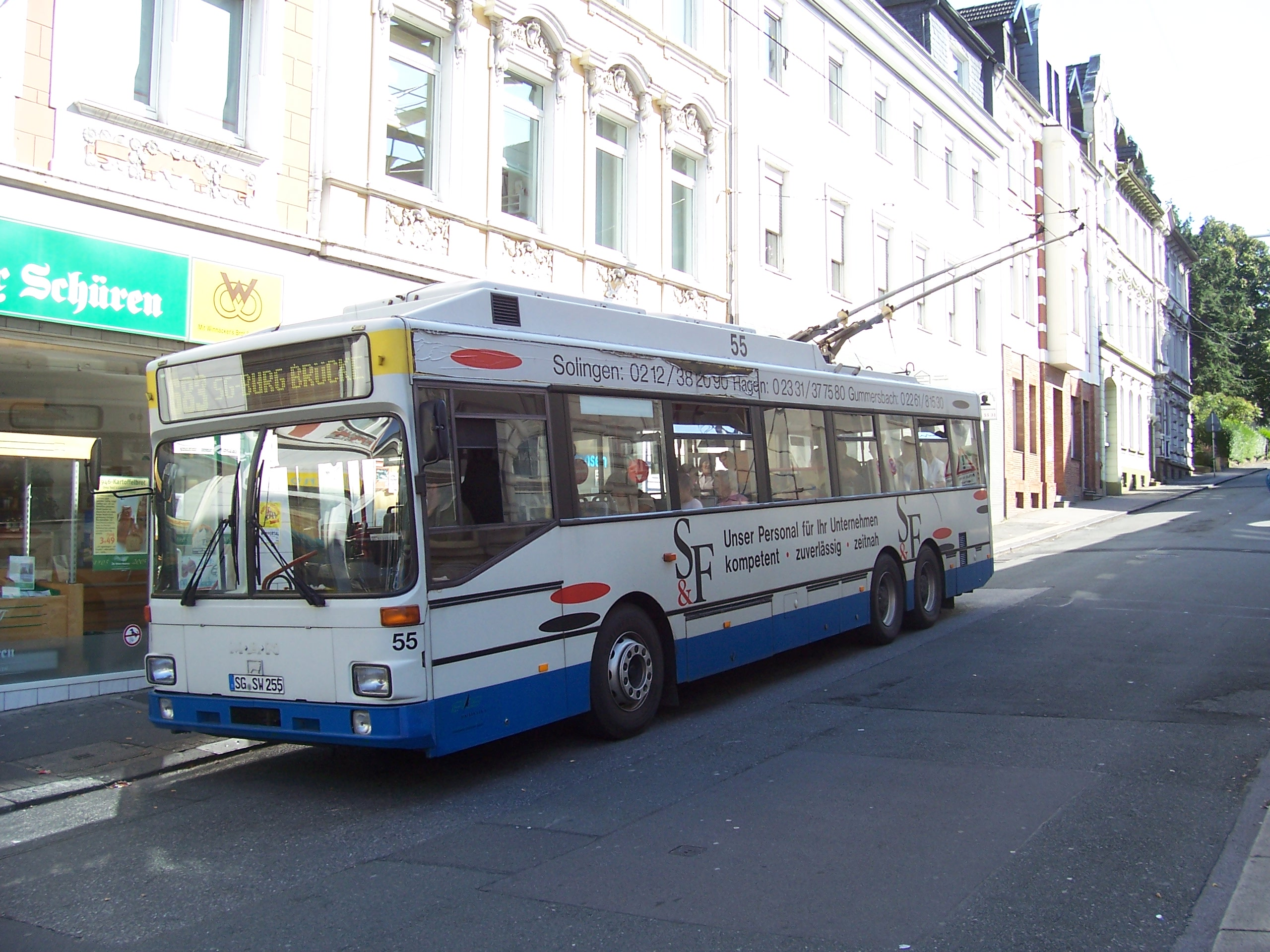list of trolleybus systems in germany wiki everipedia. Black Bedroom Furniture Sets. Home Design Ideas