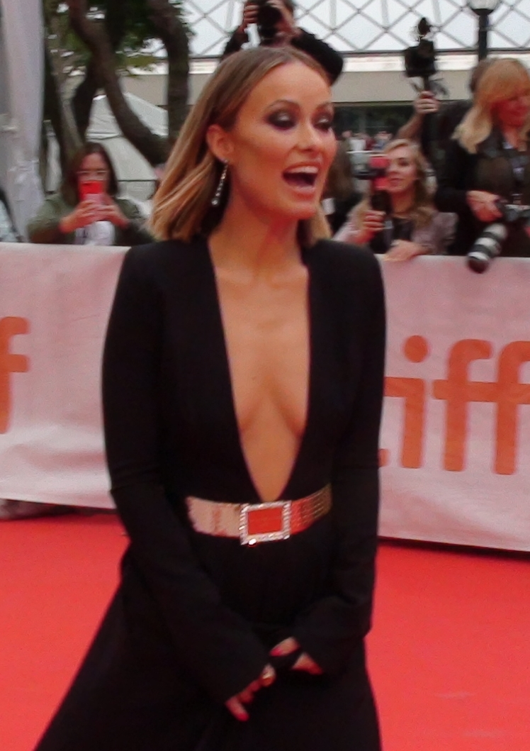 File:Olivia Wilde at TIFF 2018 (cropped).jpg - Wikimedia Commons