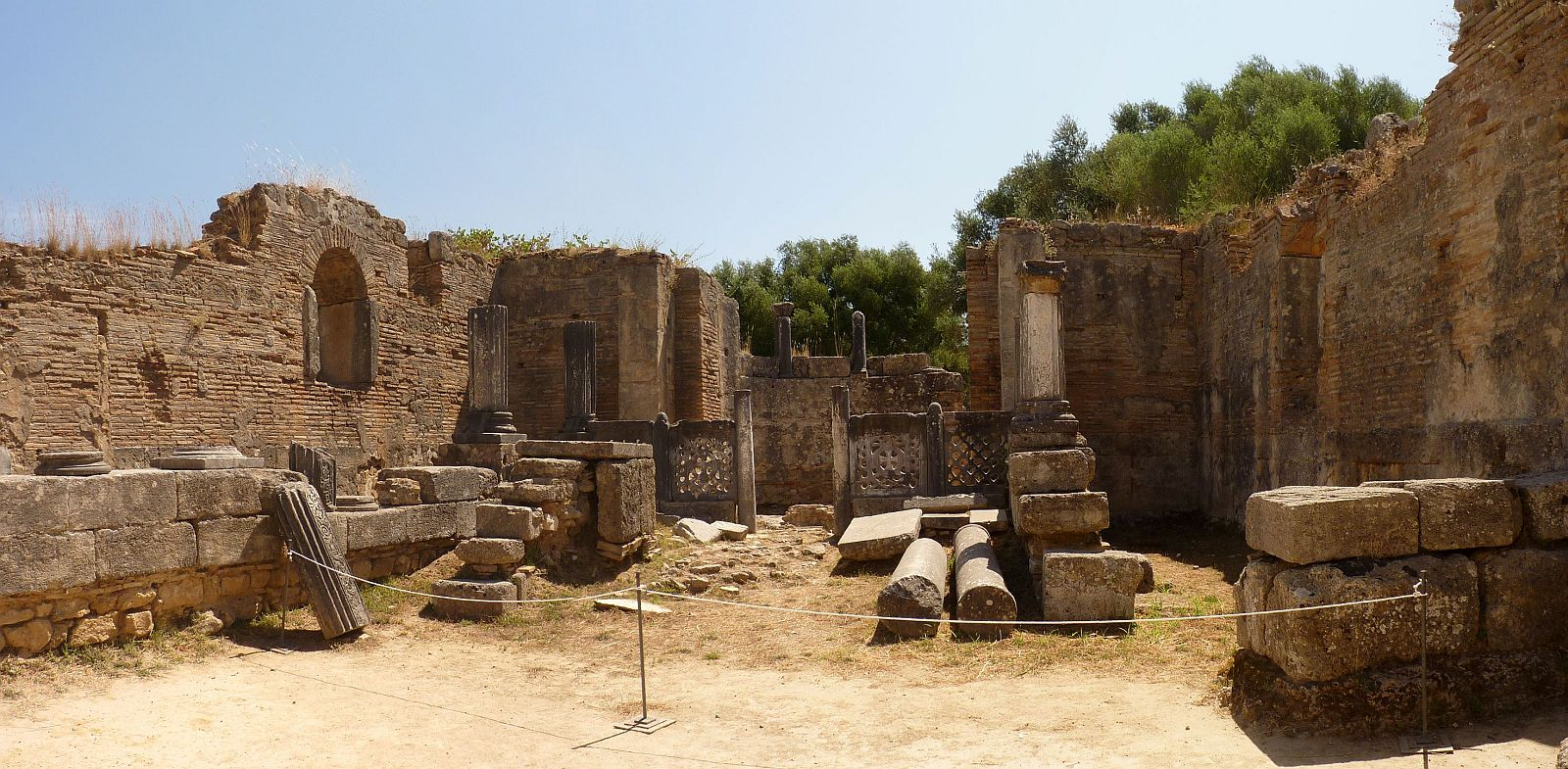 Workshop of phidias 5th century bc creator of the for The olympia