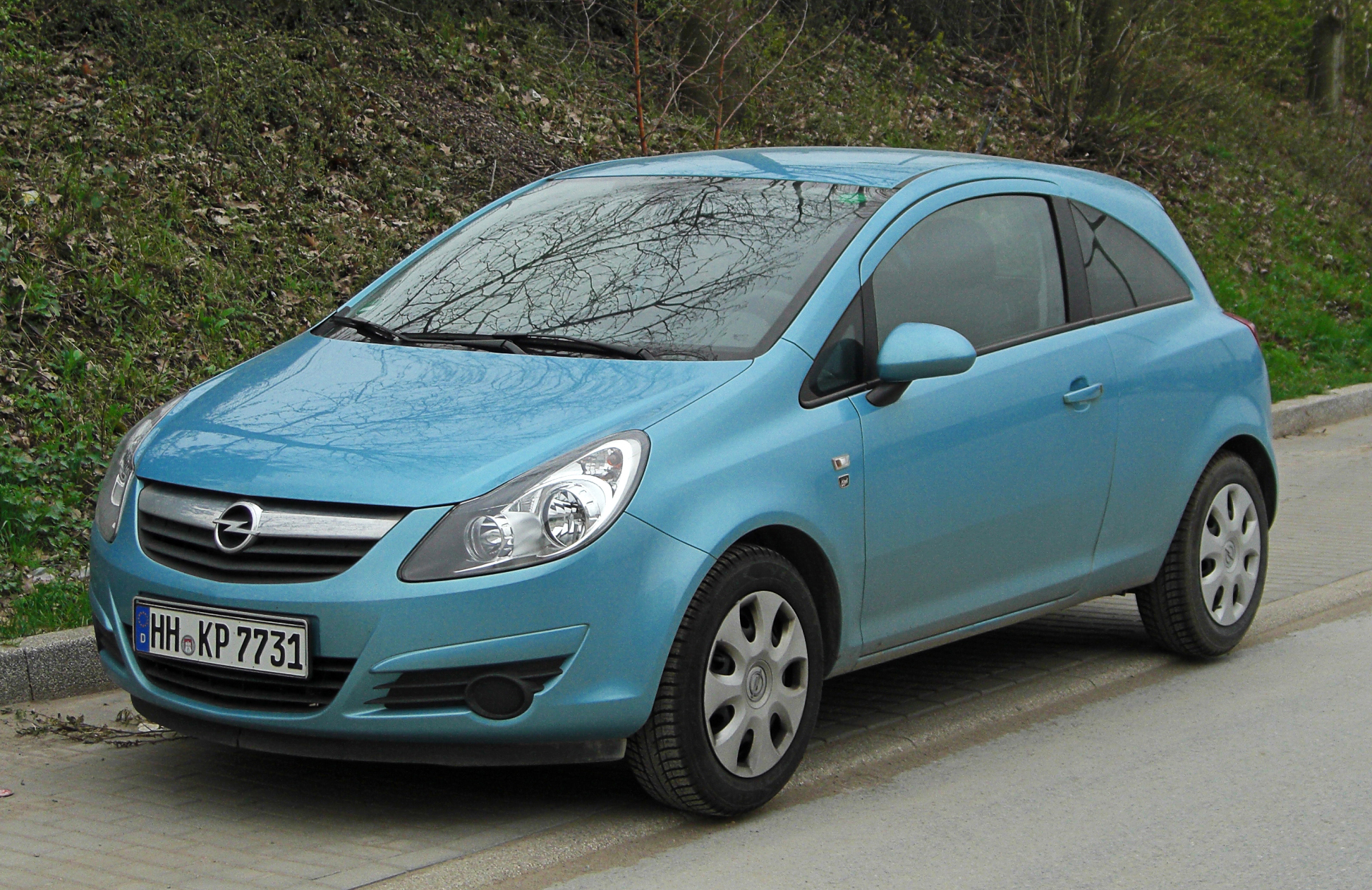 opel corsa wikipedia autos post. Black Bedroom Furniture Sets. Home Design Ideas