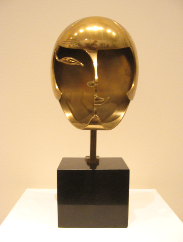 Description Pablo gargallo-kiki de montparnasse front eh JPGPablo Gargallo Sculpture