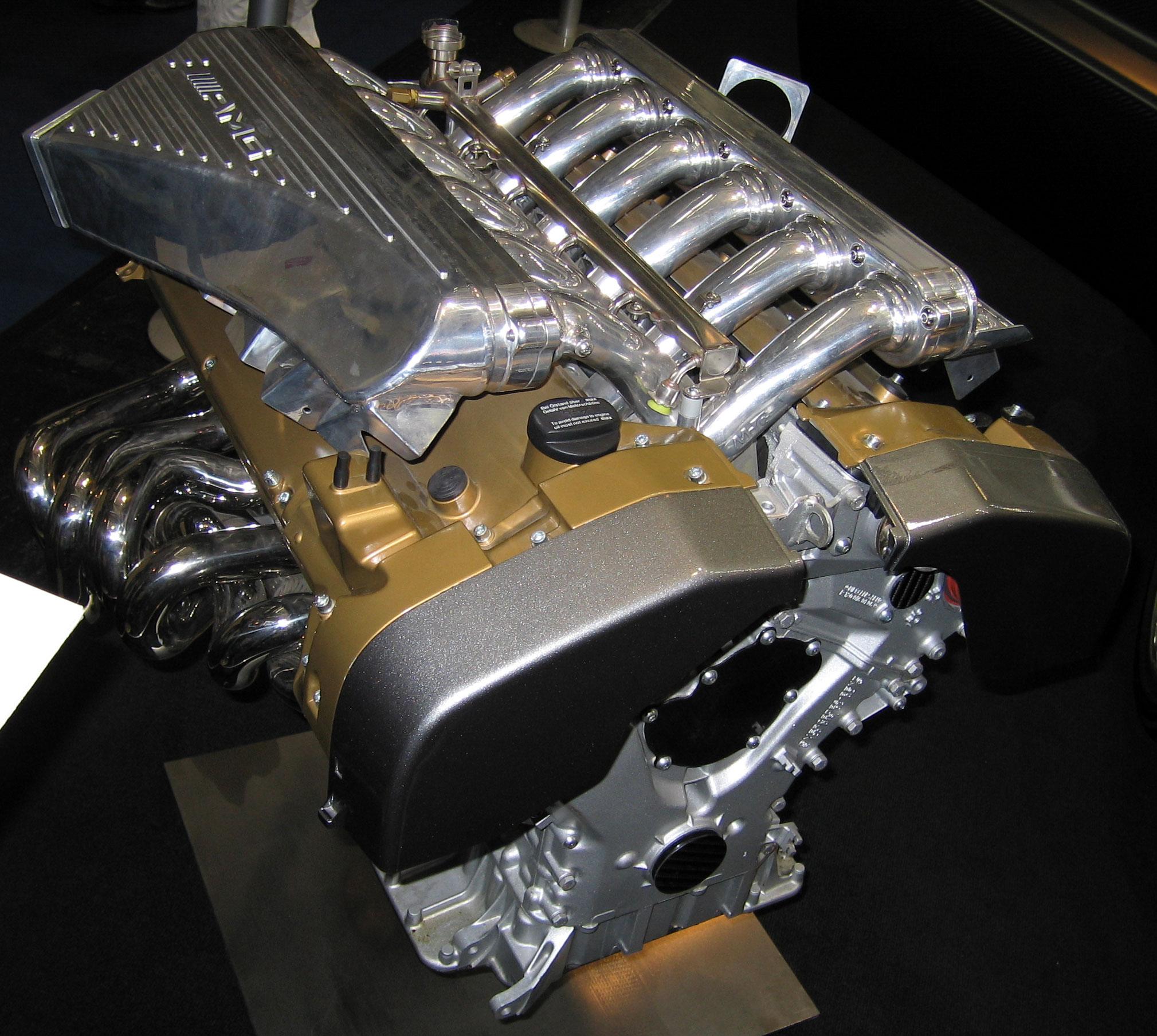 File Pagani Zonda F Engine Amg V12 7 3l 2 Jpg Wikimedia Commons