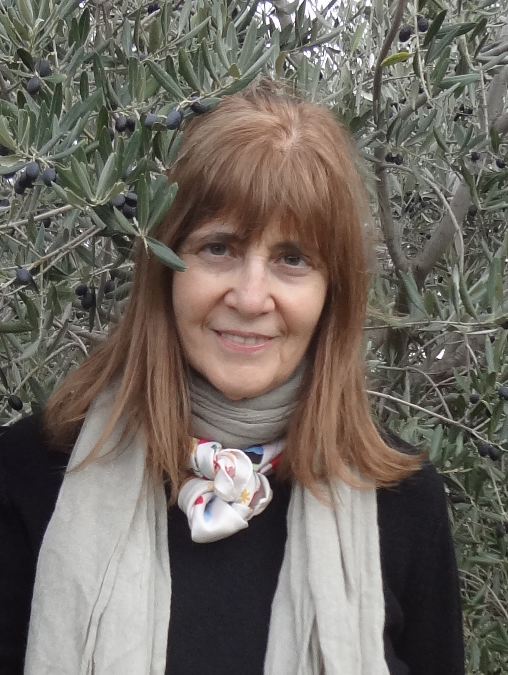 Suze in 2014