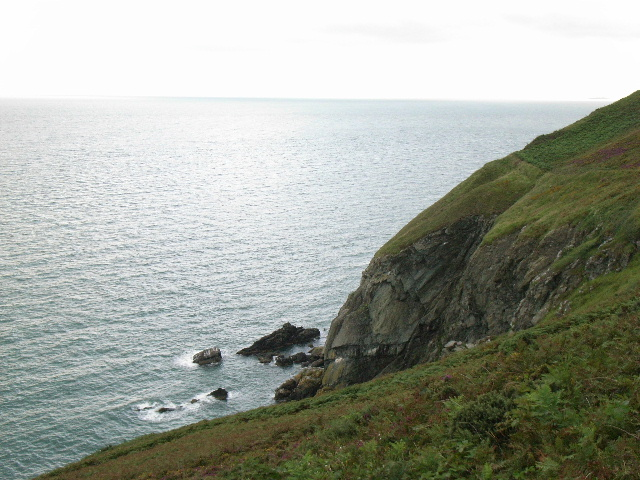 Piper's Gut, Howth - geograph.org.uk - 520856