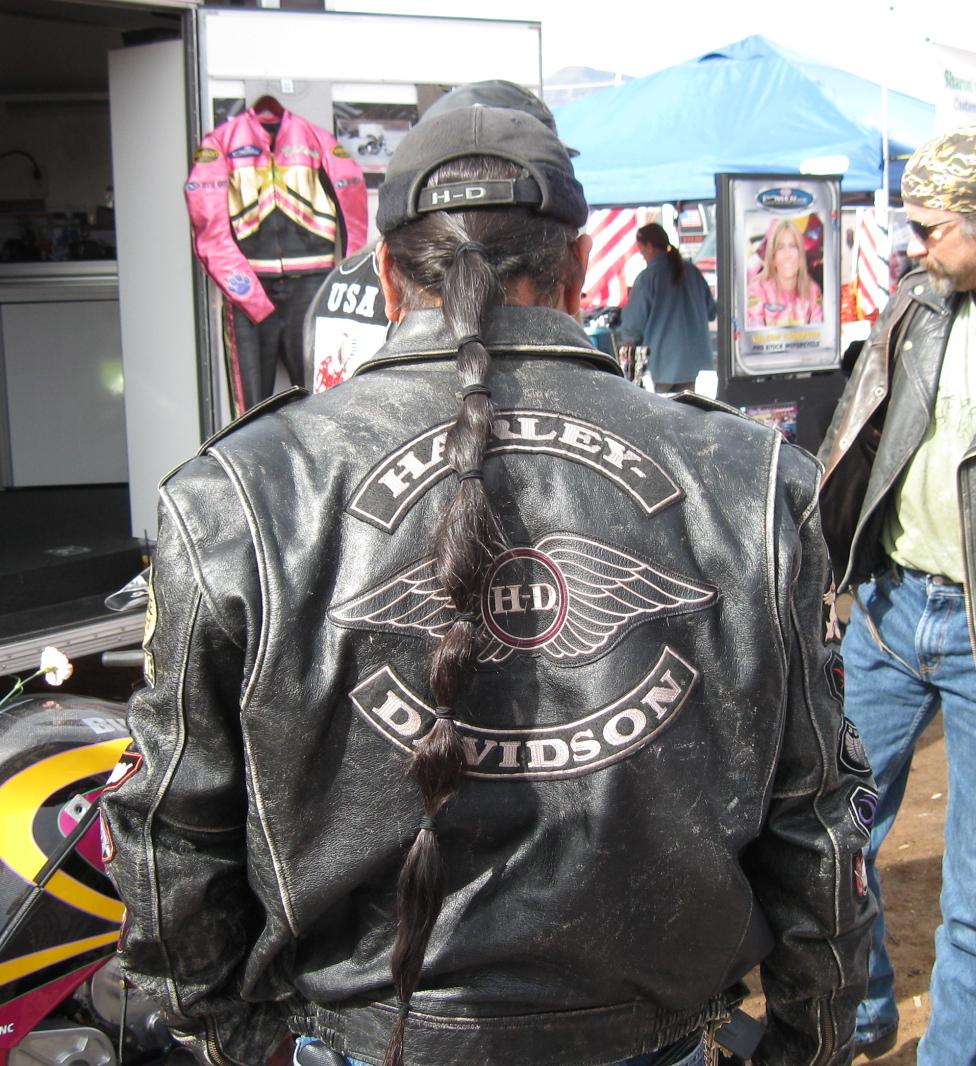 Harley Davidson Jacke Sommer