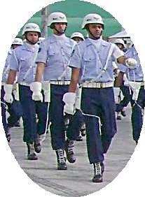Resultado de imagem para policia da aeronautica e coronel