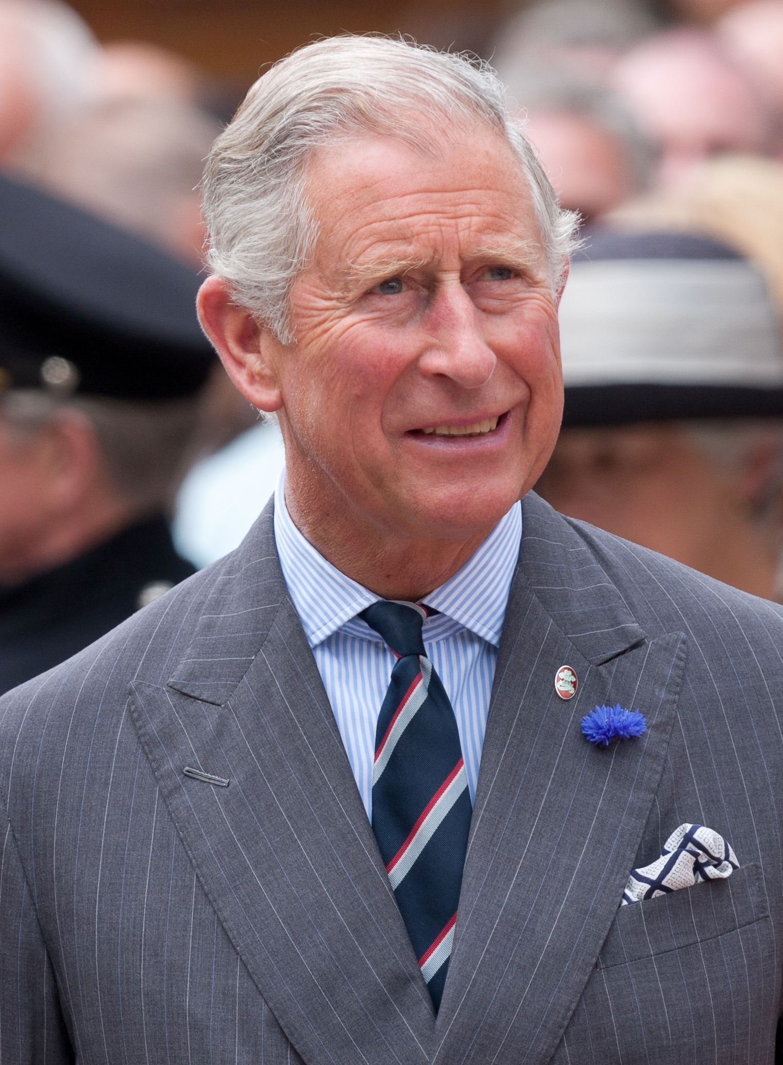 Prince Charles - the main heir to the British throne