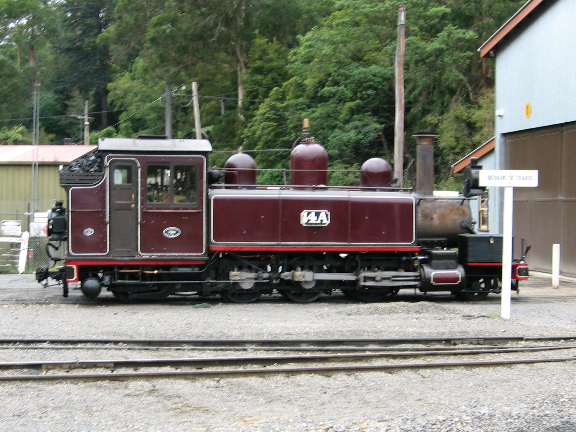 Puffing Billy To Phillip Island