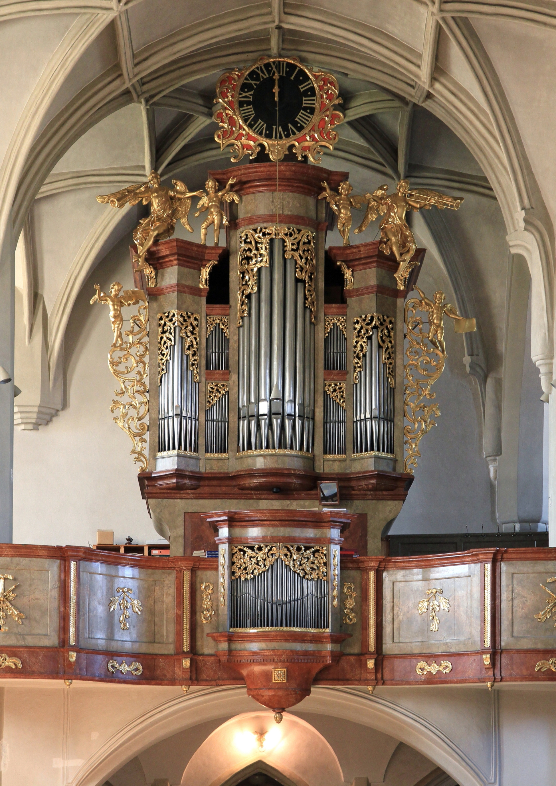 Orgel Kirche