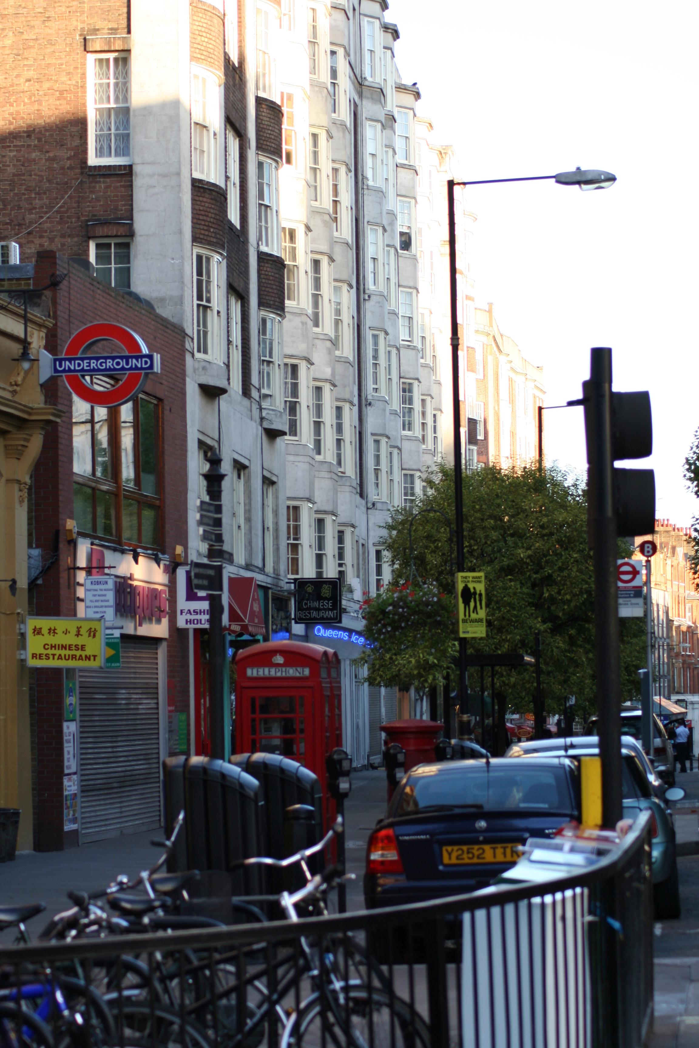 List of eponymous roads in London