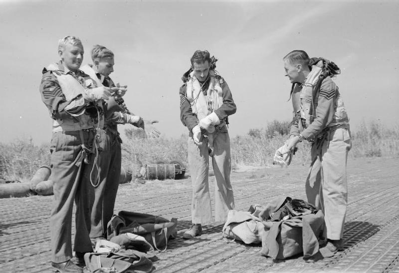 file raf gunners with balkan air force italy wwii iwm cm 6978 jpg