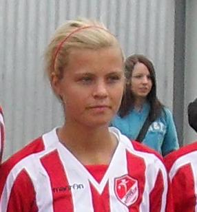 Rachel Daly English footballer