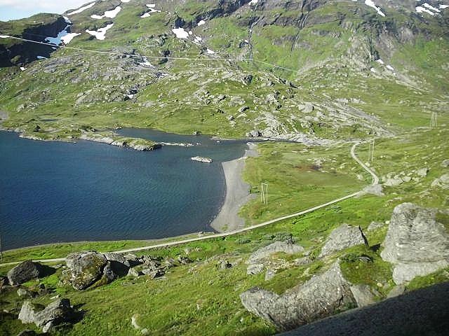Rallarvegen Bergenbahn