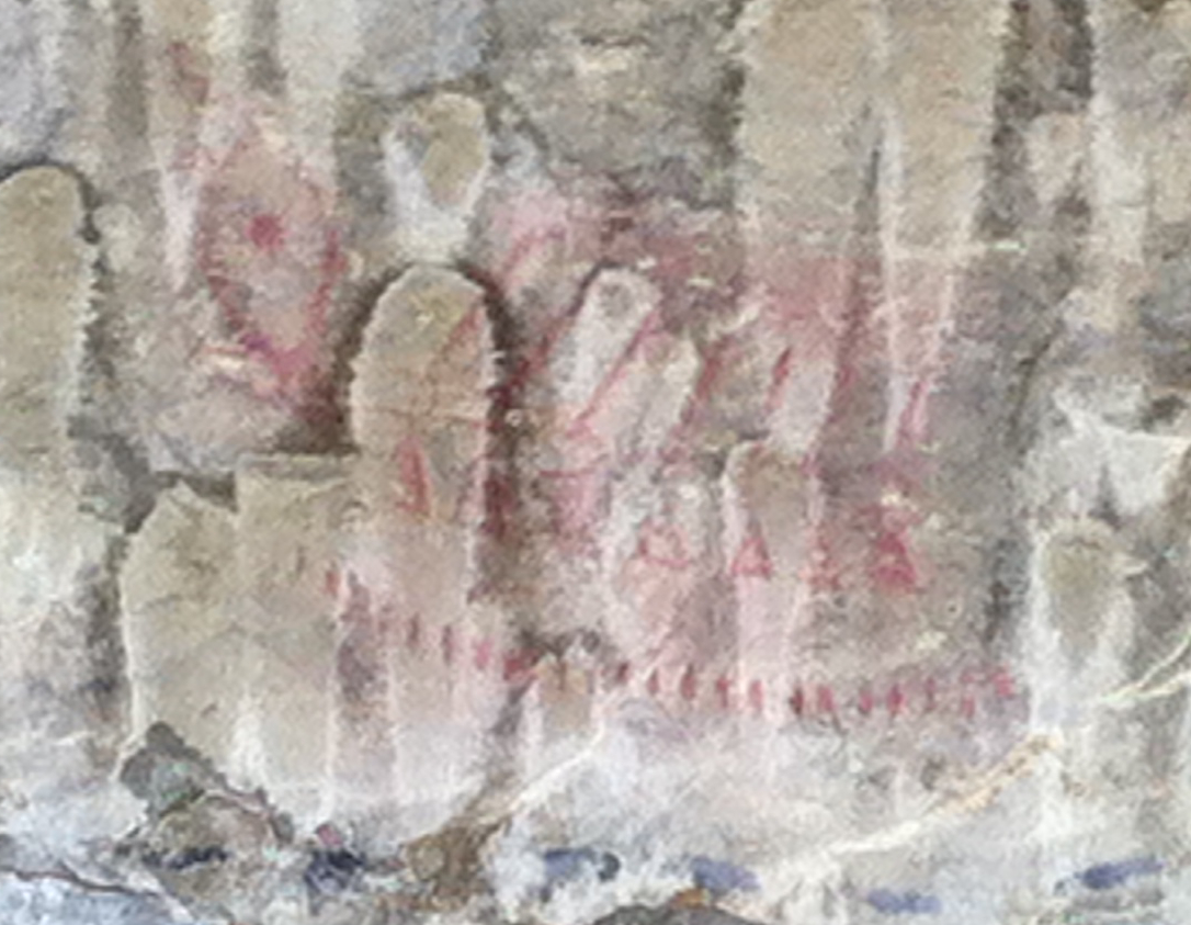 filered pictograph pictograph cave billings mtjpg