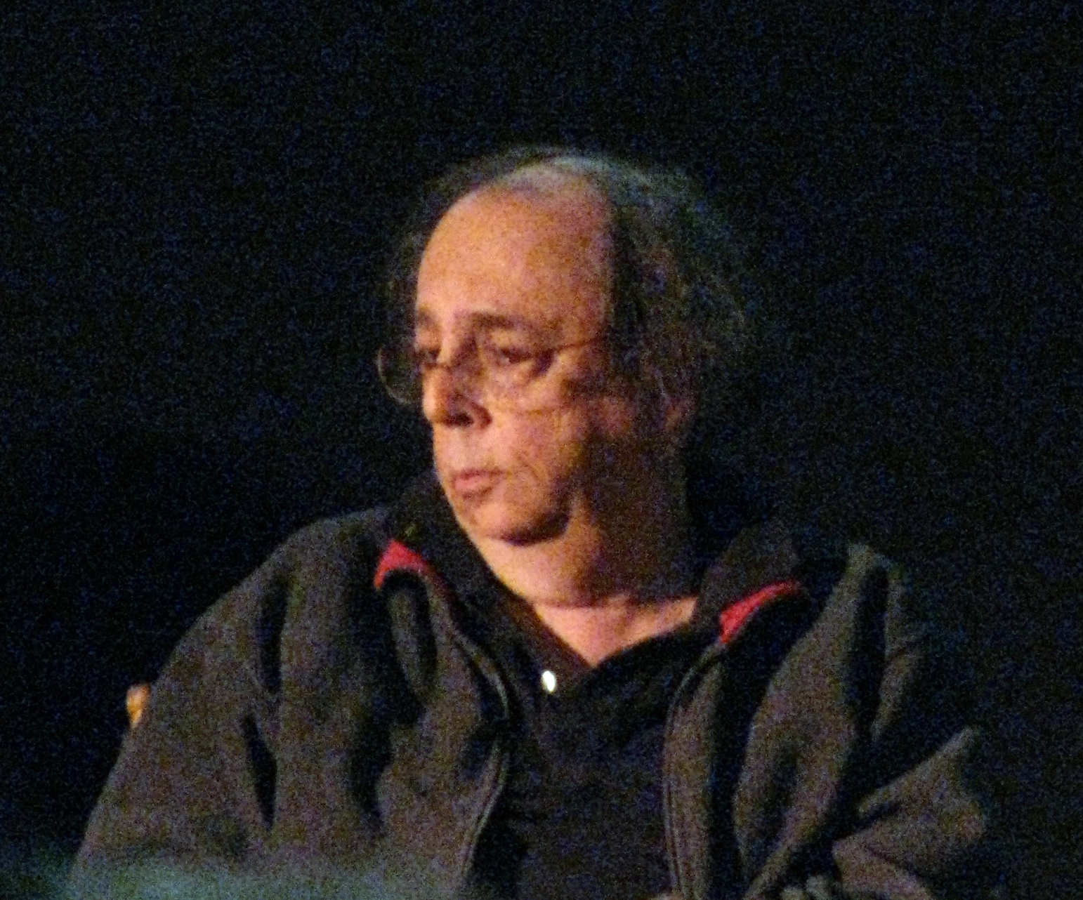Richard Foreman in March 2009