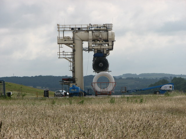 File Rolls Royce Engine Test Bed Hucknall Geograph Org Uk 476546 Jpg Wikimedia Commons