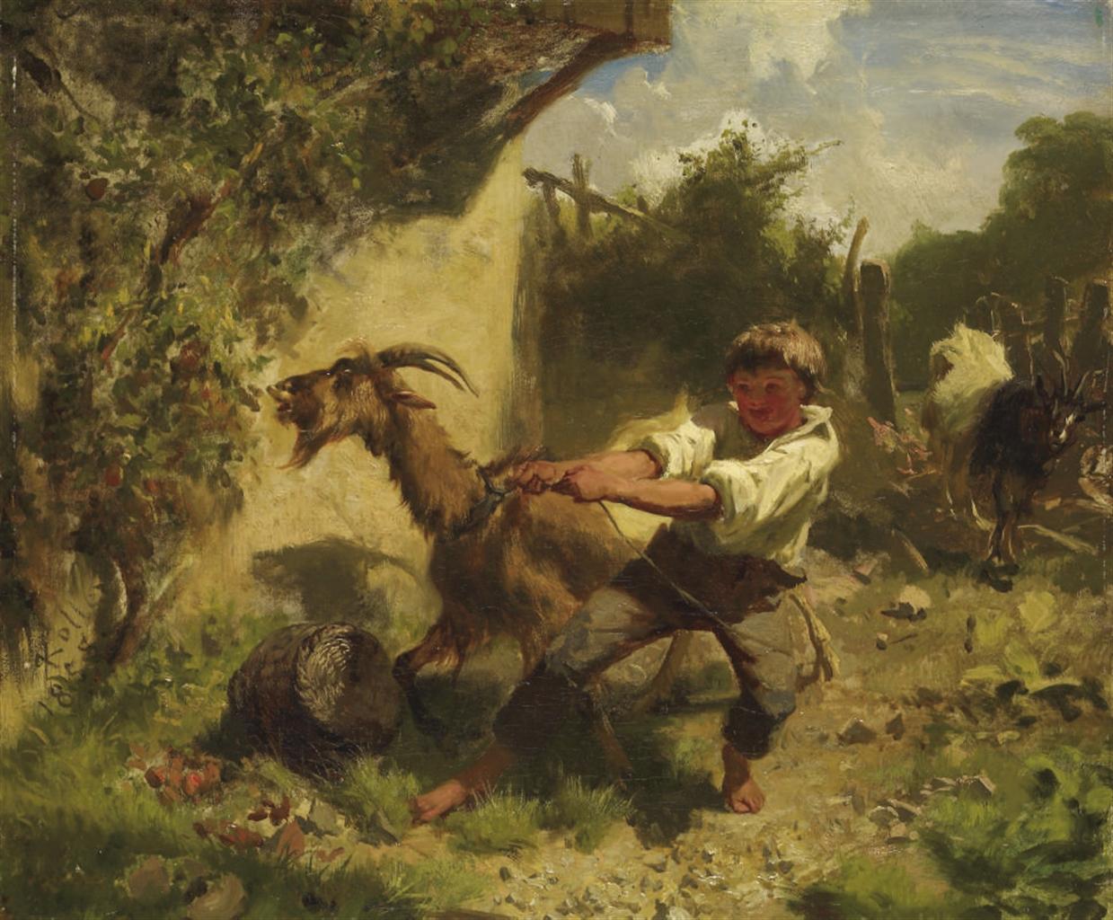 Austrian Art Paintings
