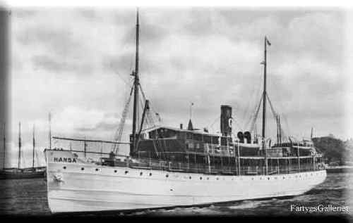 Ss Hansa 1899 Wikipedia