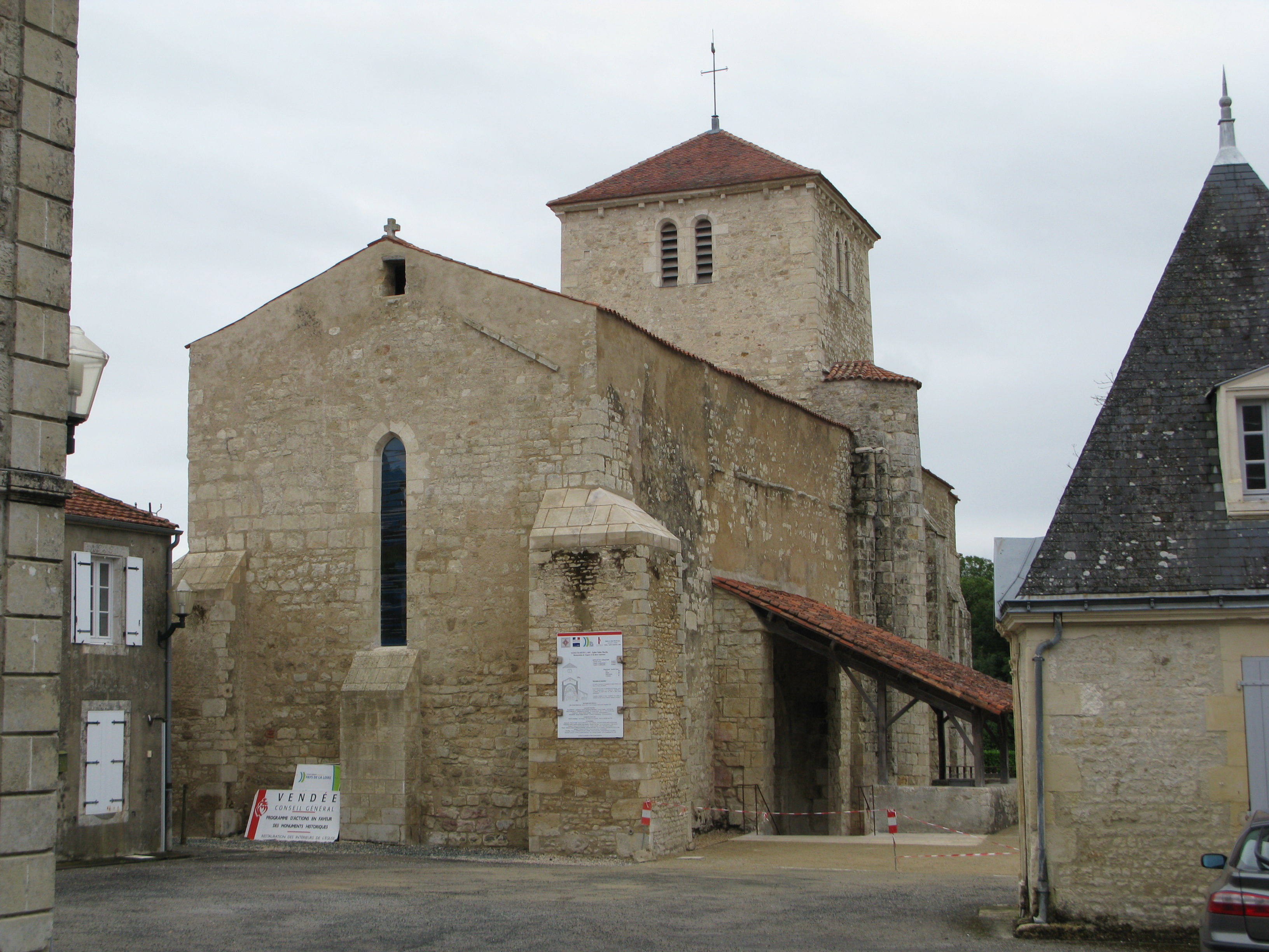 Saint-Martin-Lars-en-Sainte-Hermine