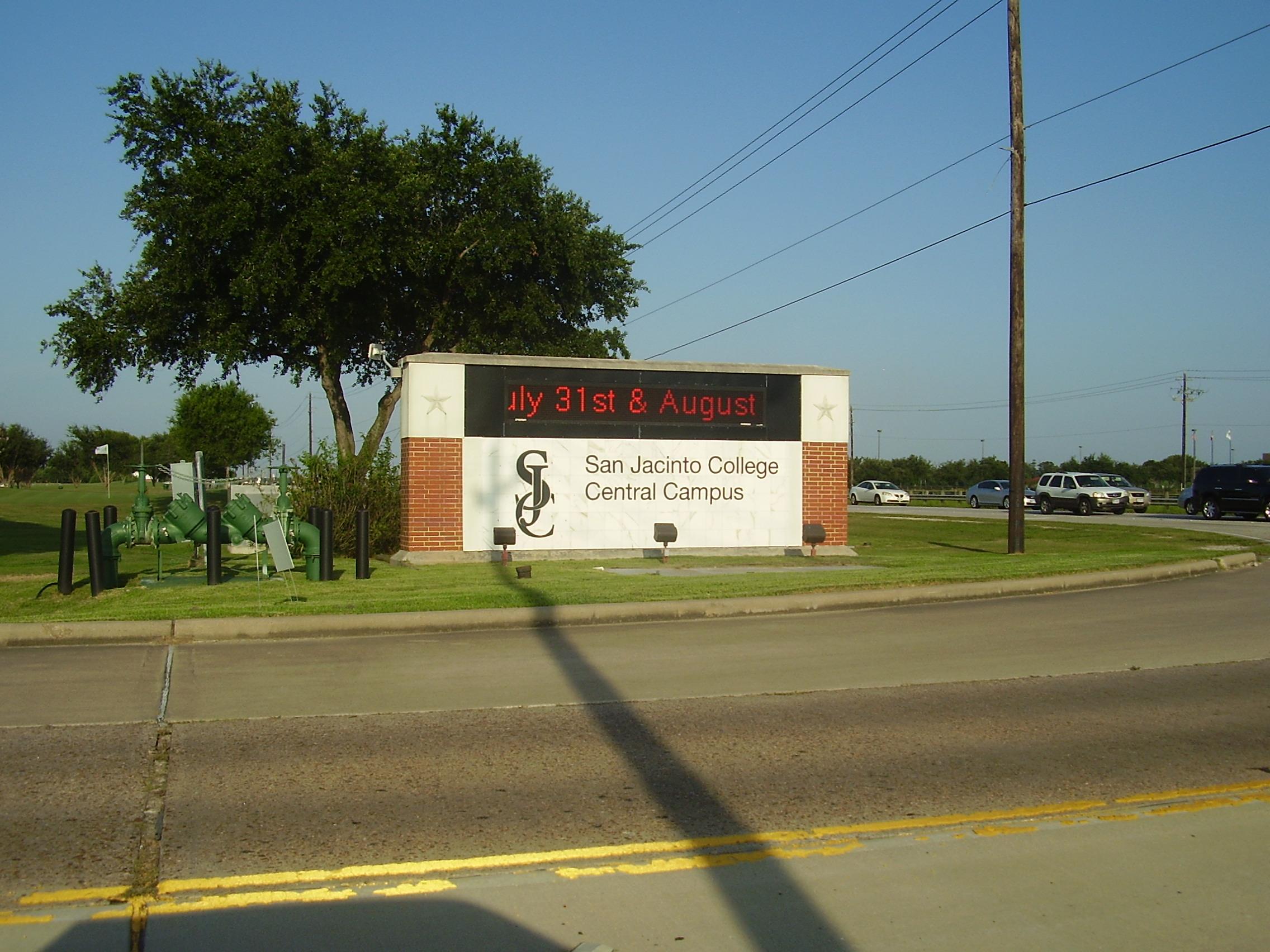 San Jacinto College Wikipedia