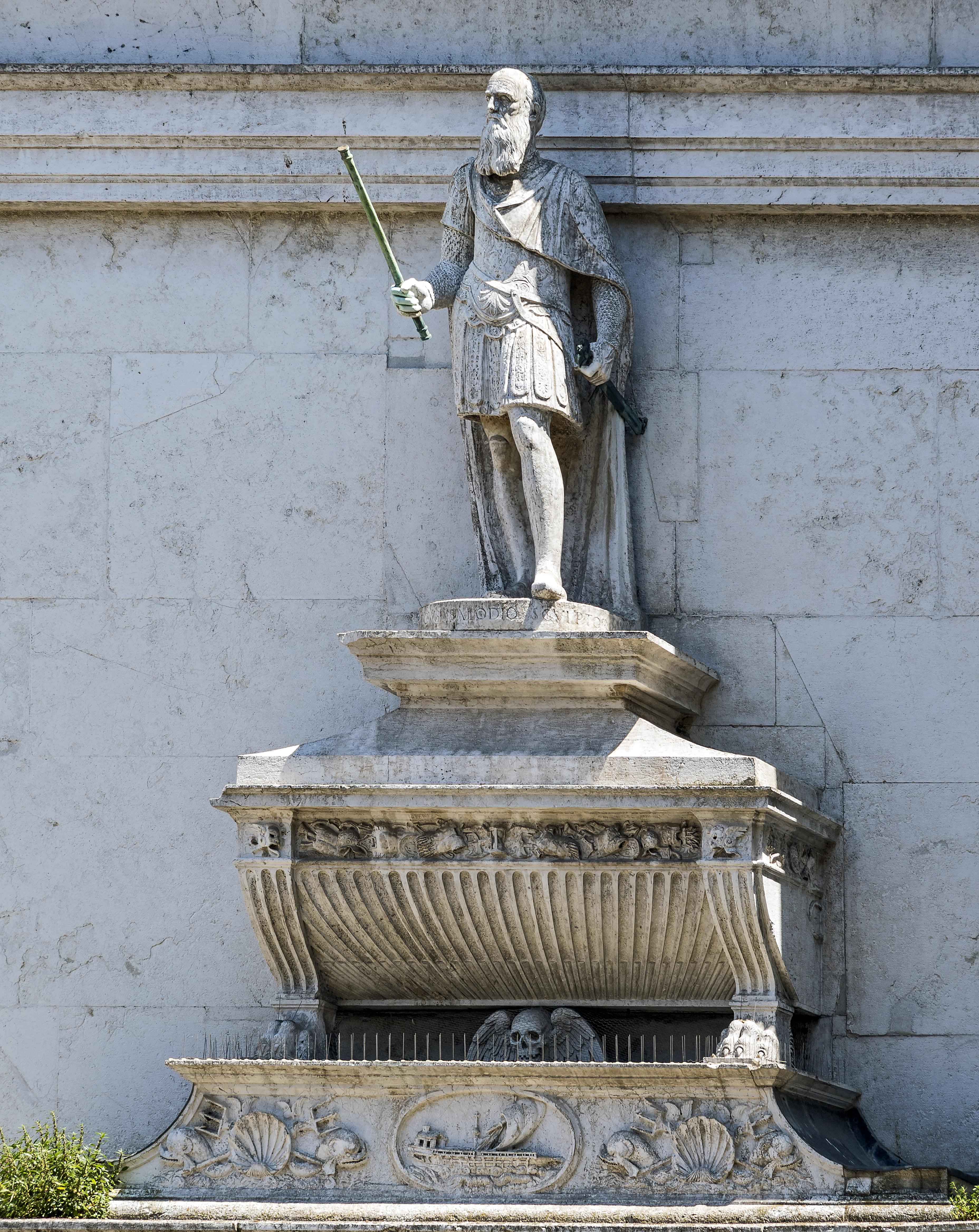 File:Santa Maria Formosa - Monumento di Vicenzo Cappello