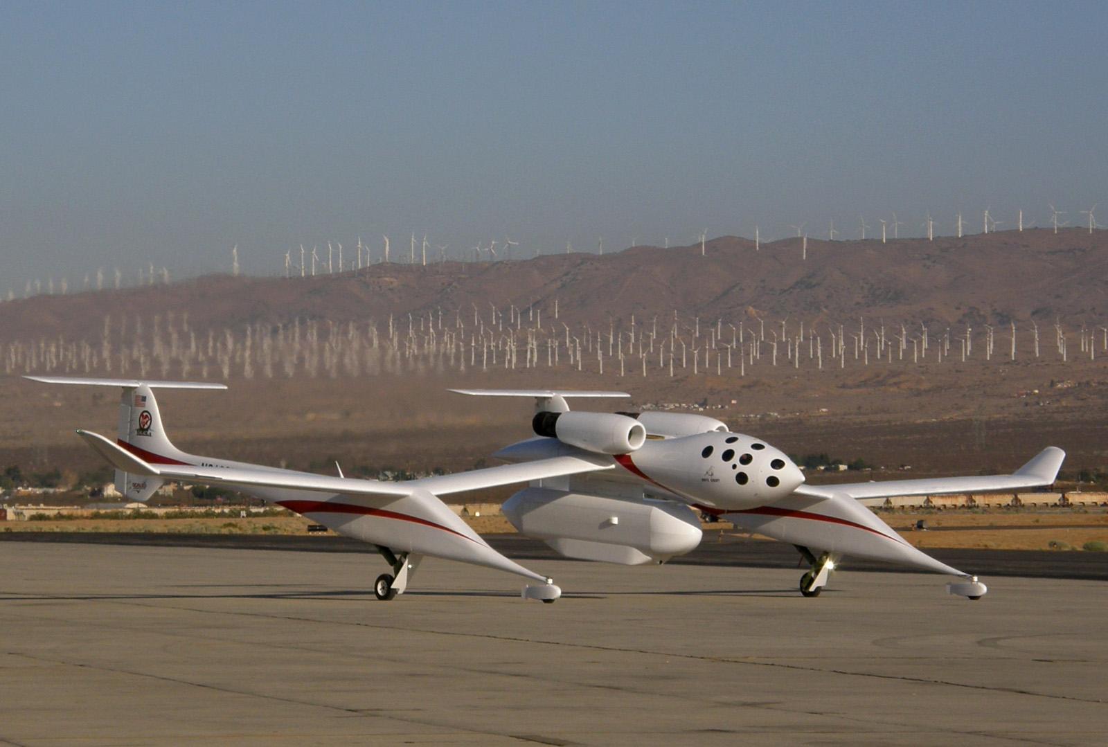 The Aircraft Designs of Burt Rutan