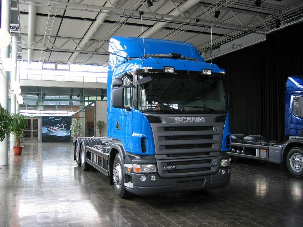 Camiones:Linea Scania. - Taringa!