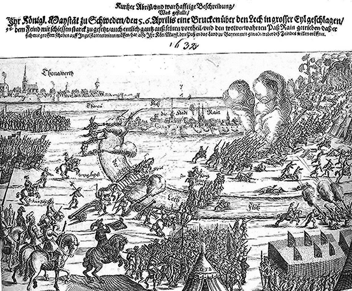 30 years war 1630 1632