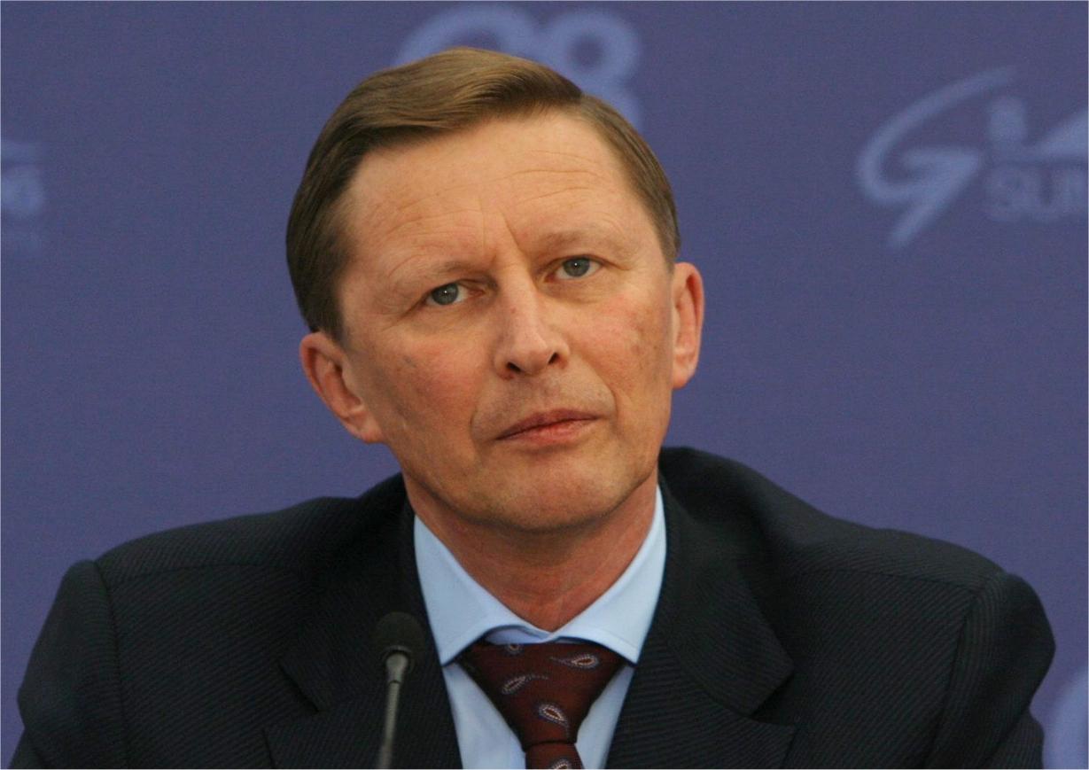Sergei Ivanov Net Worth