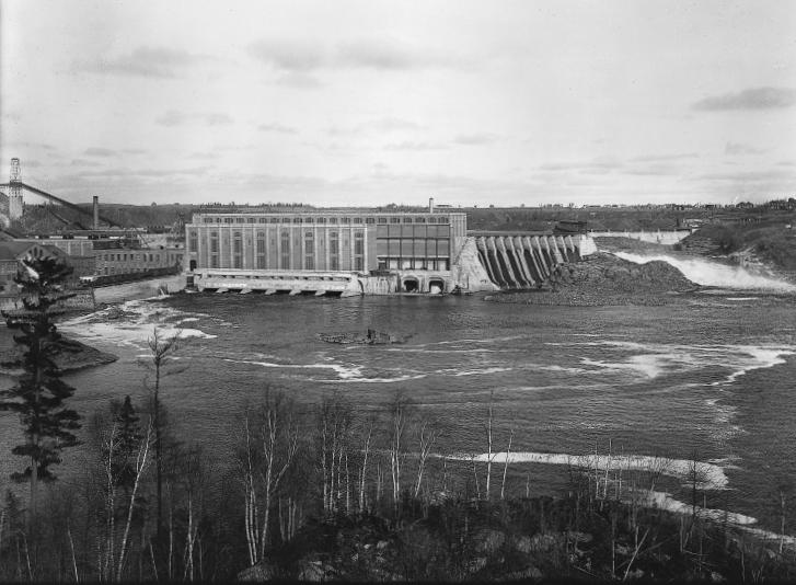Shawinigan Water and Power 1917