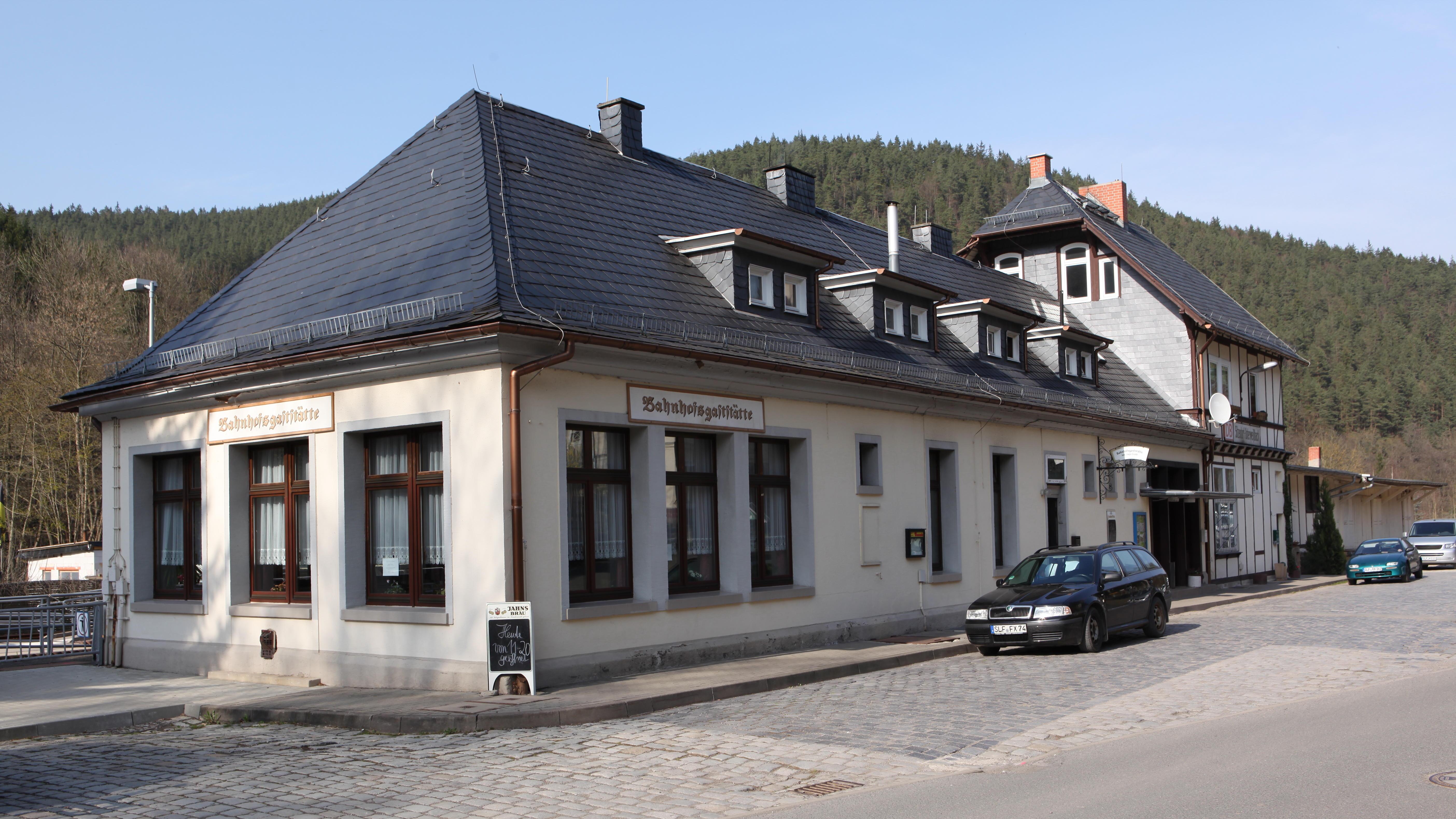 Unterweißbach