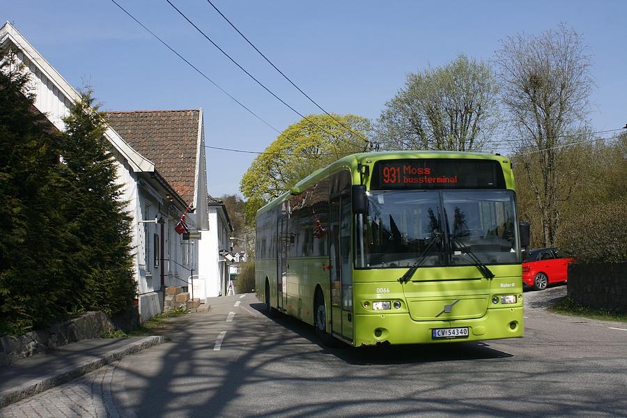 buss oslo åre