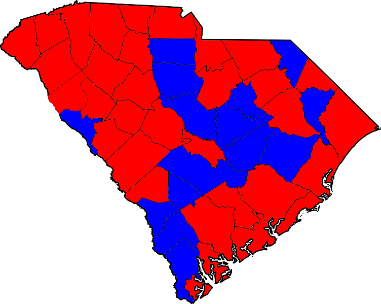 FileSouth Carolina Senatorial Election Results By County