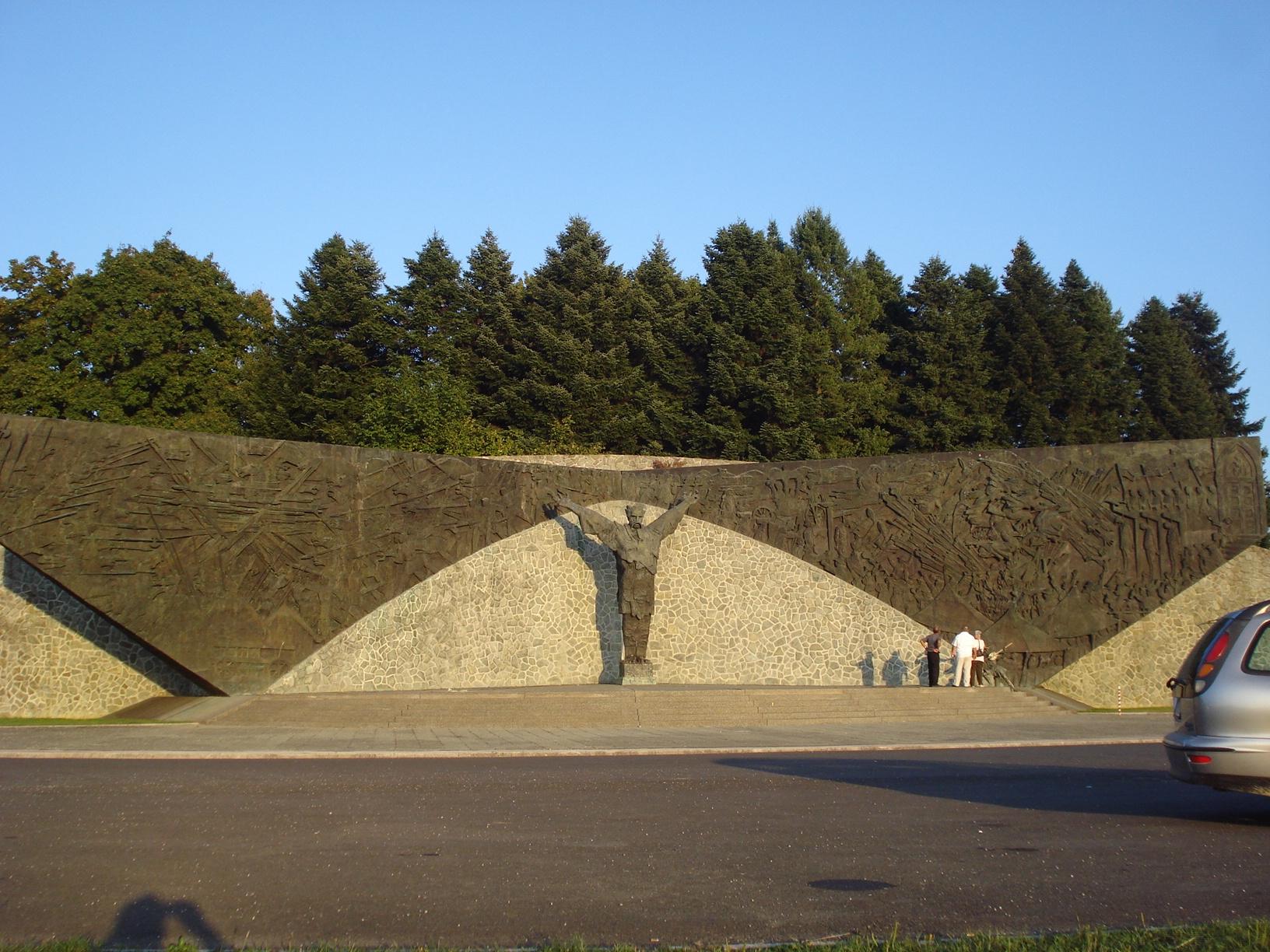 Datoteka Spomenik Seljackoj Buni 1573 Jpg Wikipedija