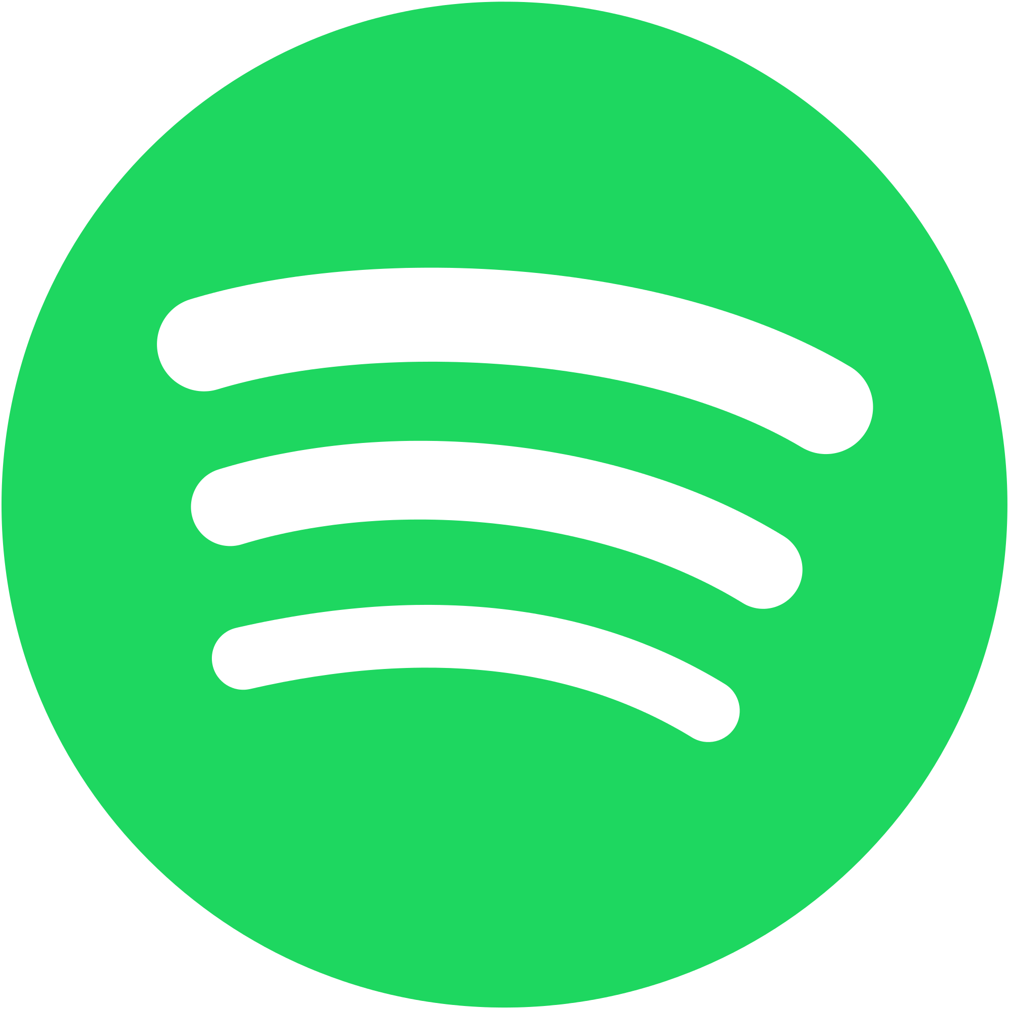 Image result for spotify png