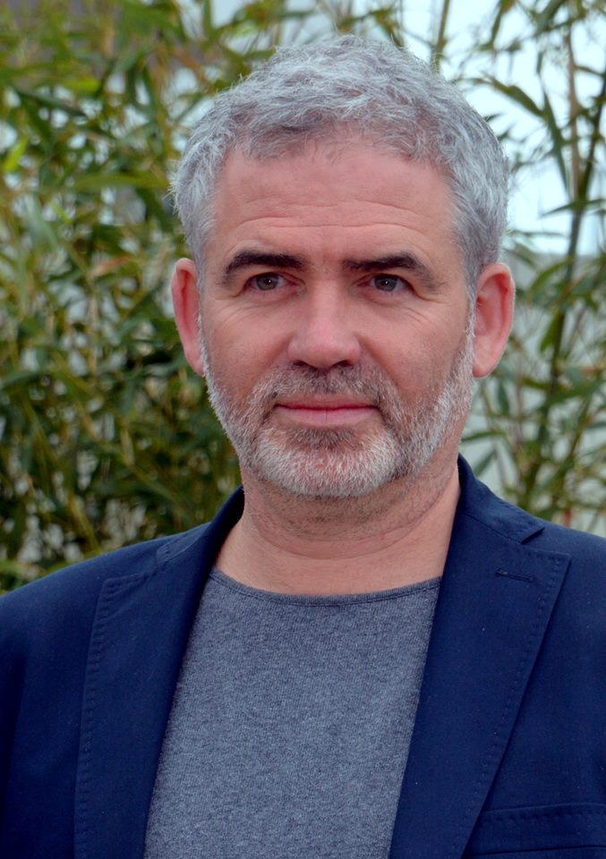 Stéphane Brizé in 2018
