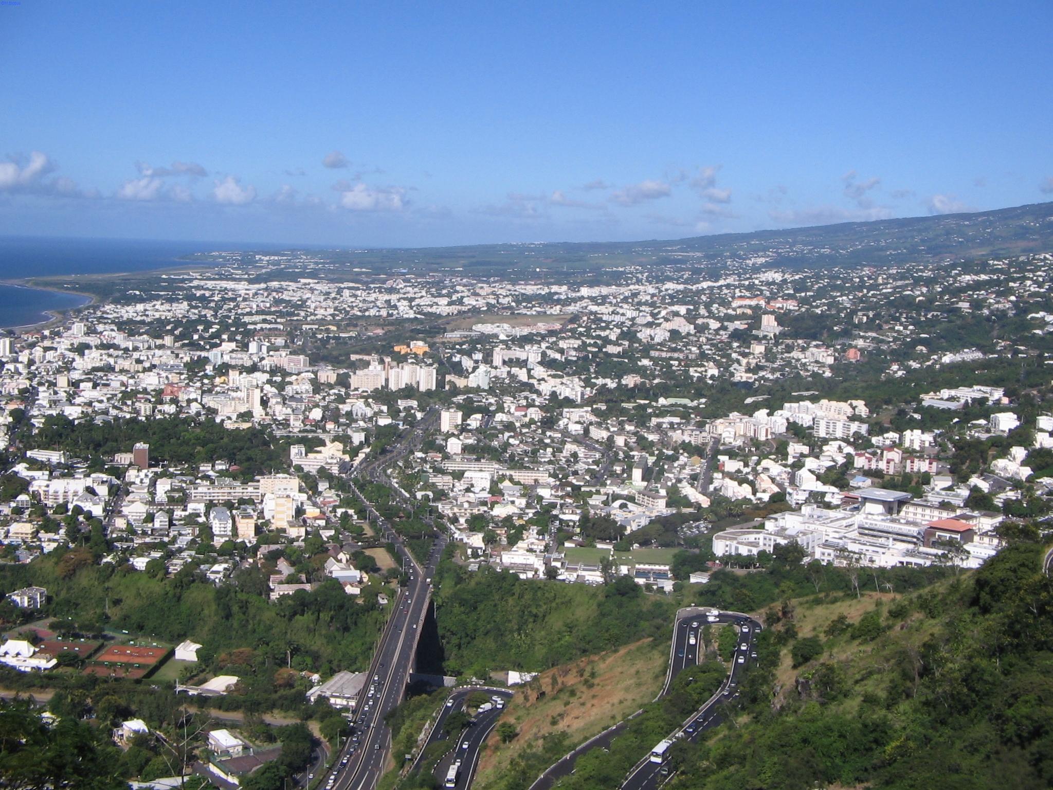 Ville Saint Andre Reunion