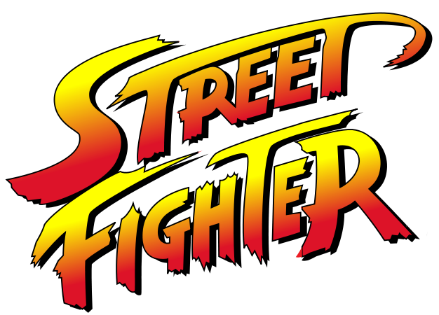 File Street Fighter Old Logo Png Wikimedia Commons
