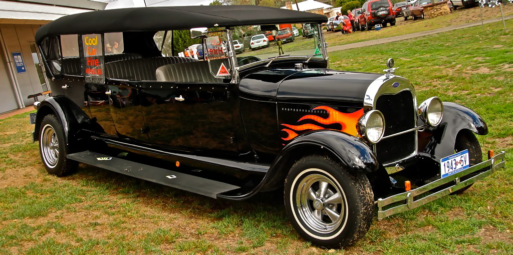 Model A Ford Paint Colors