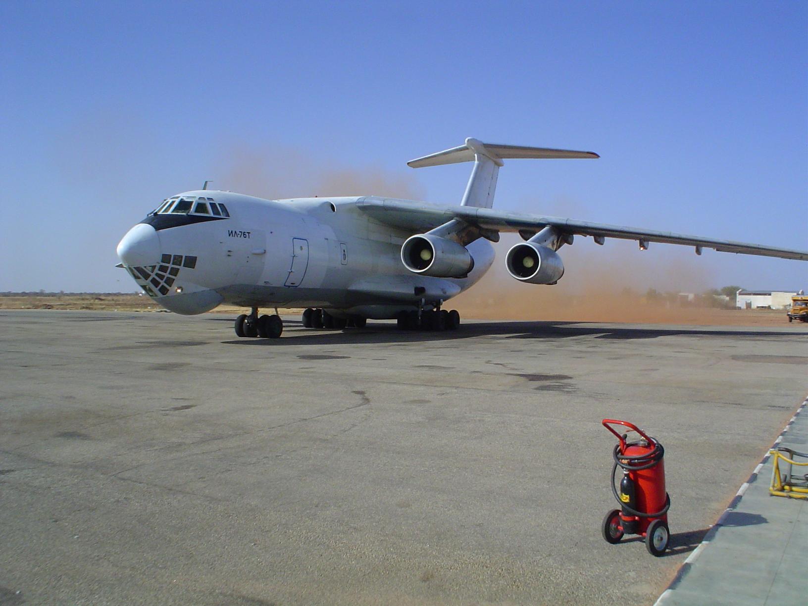 Zračna luka Nyala