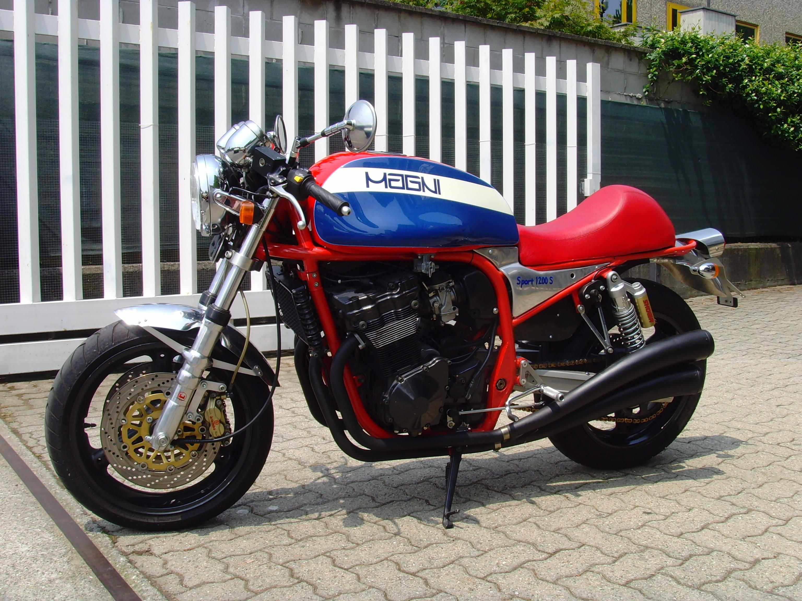 Bandit Cafe Racer