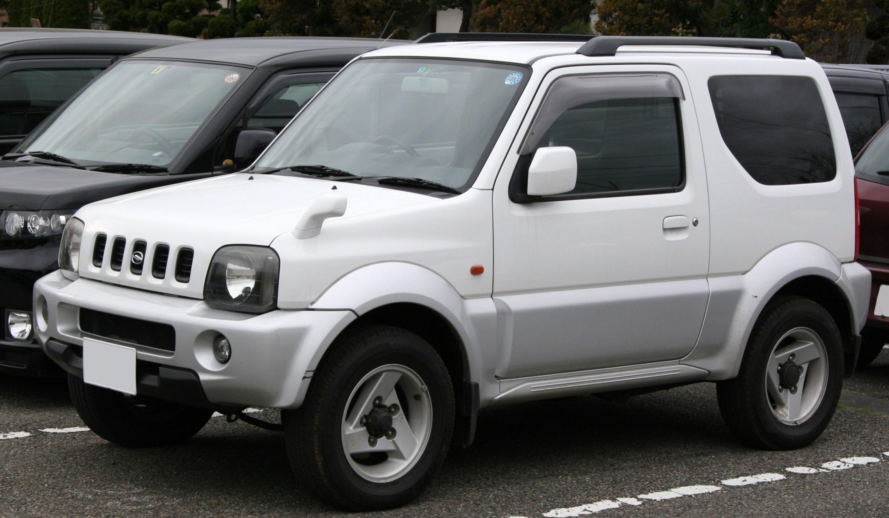 Suzuki Jeep Price In Pakistan