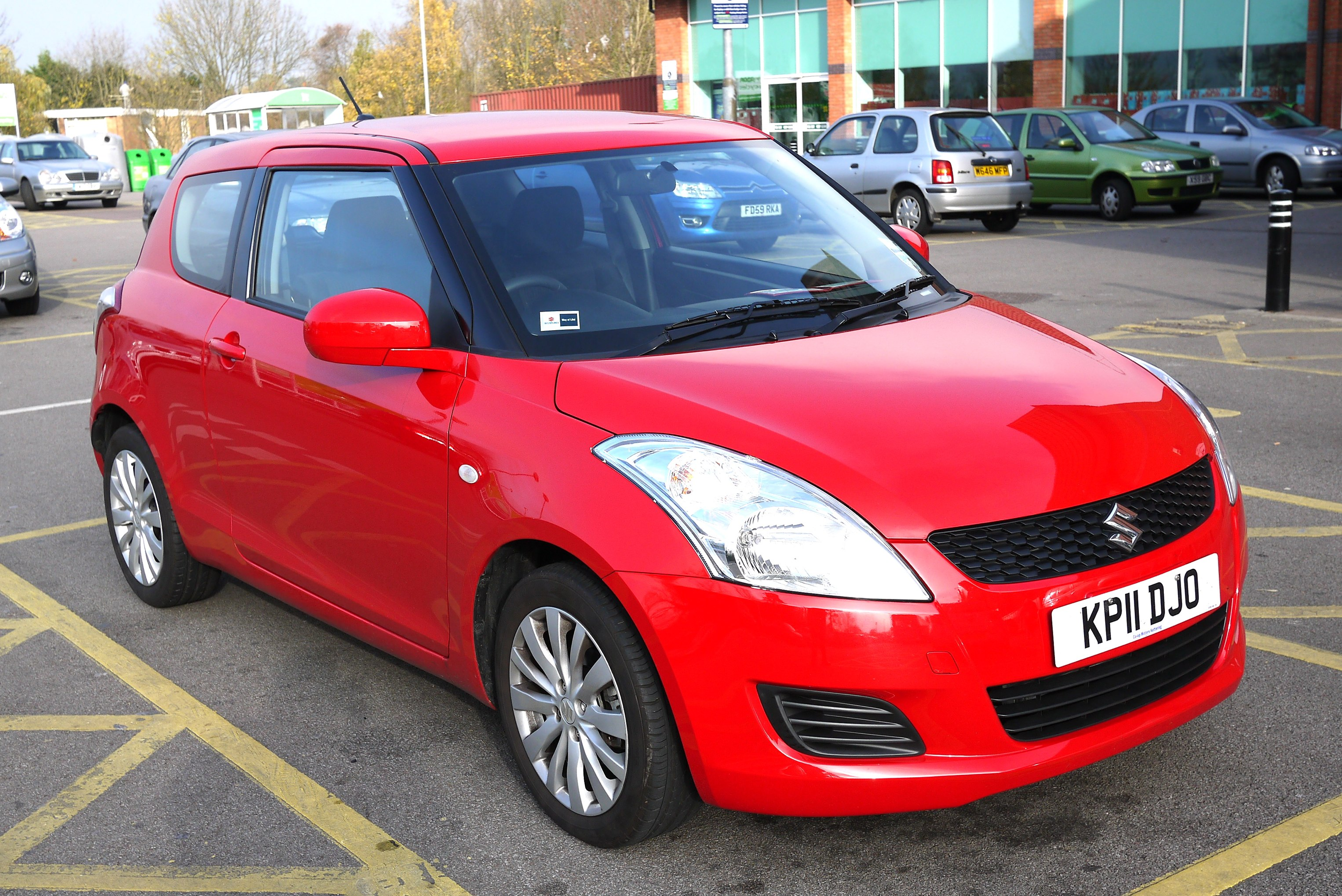 File Suzuki Swift Sz3 Our Loan Car Today Very Good To