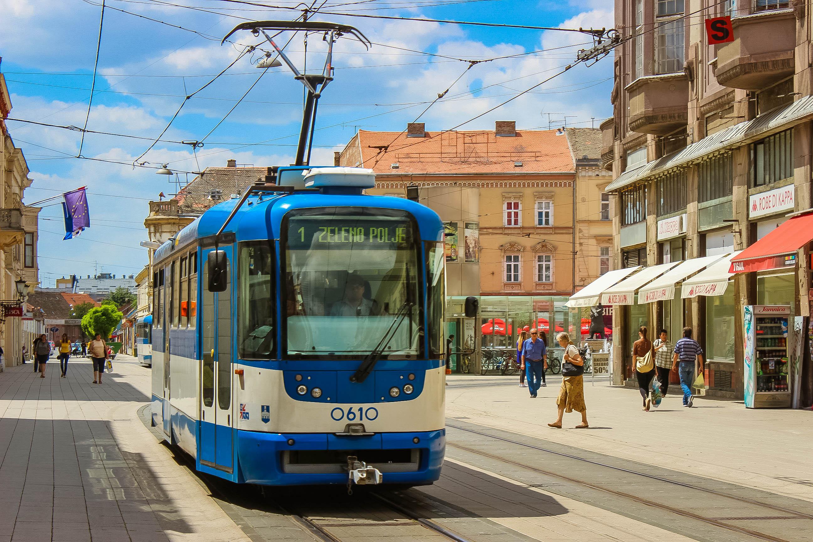 Tramvajski Promet U Osijeku Wikipedija