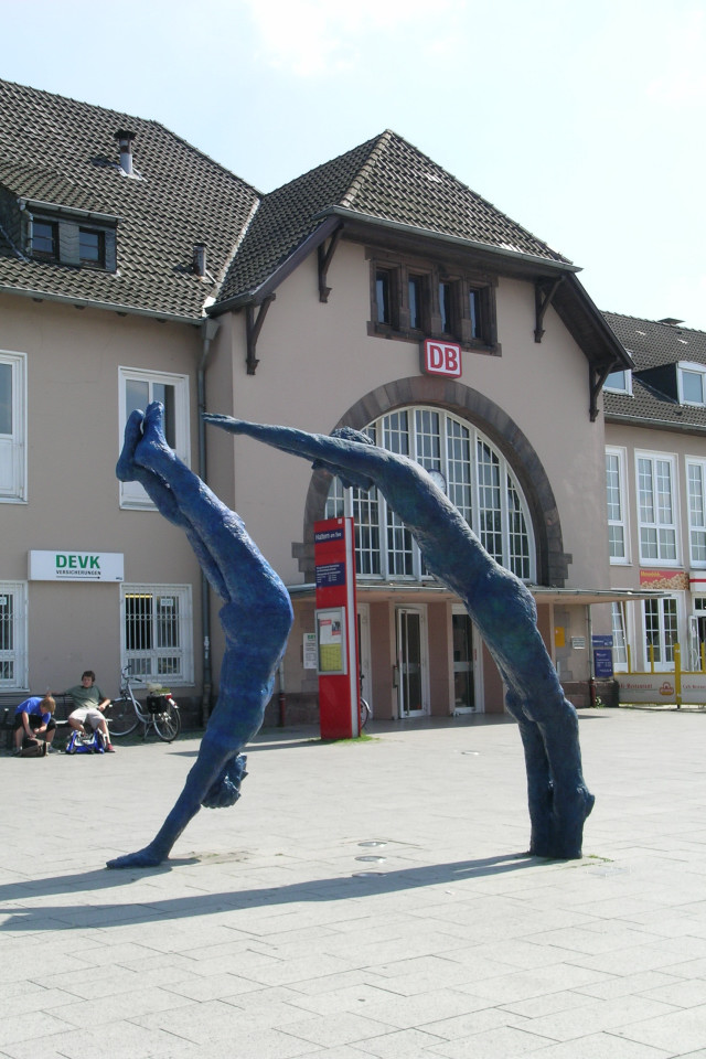 Haltern am See station - Wikipedia