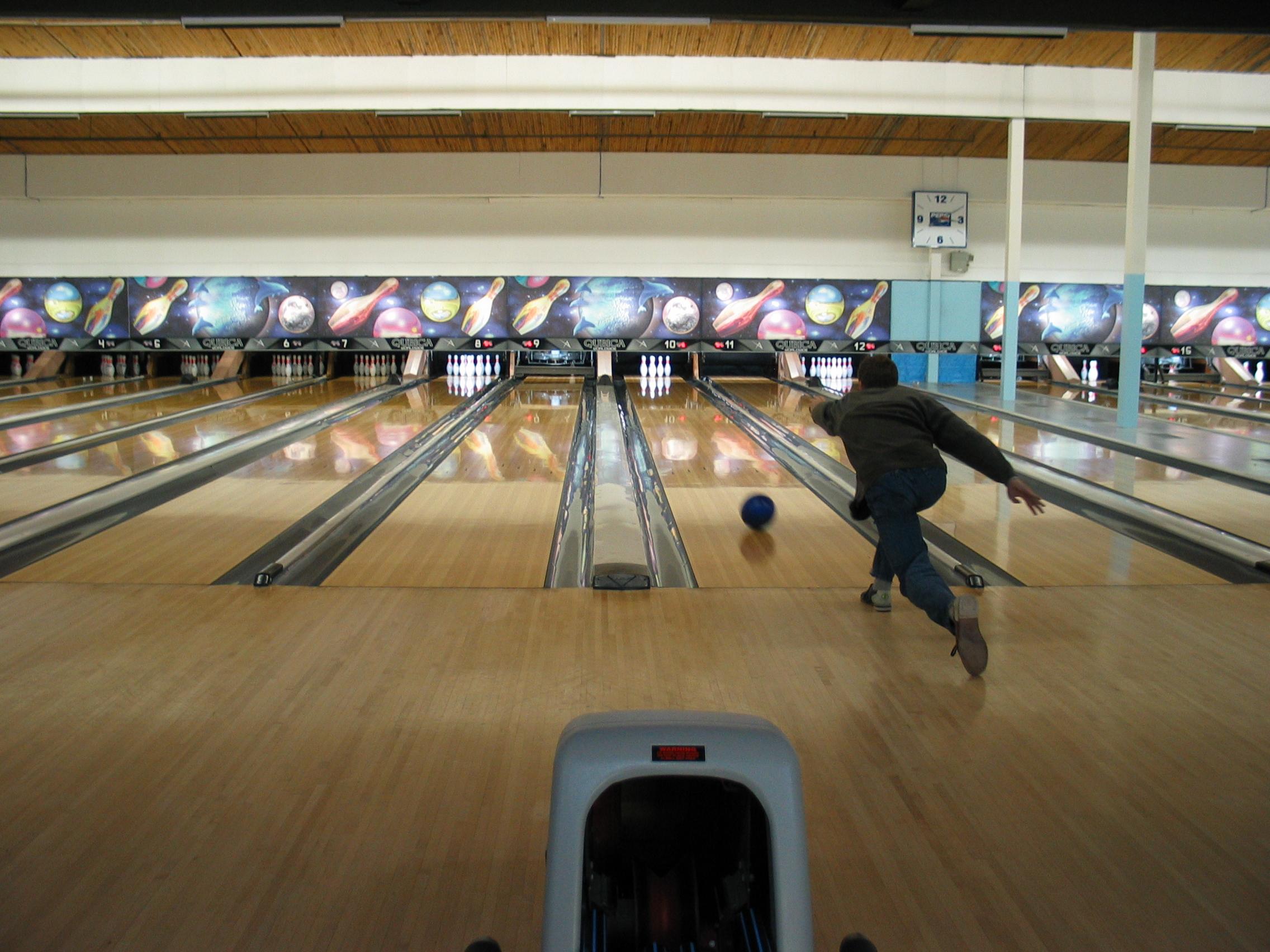 Island Park Bowling