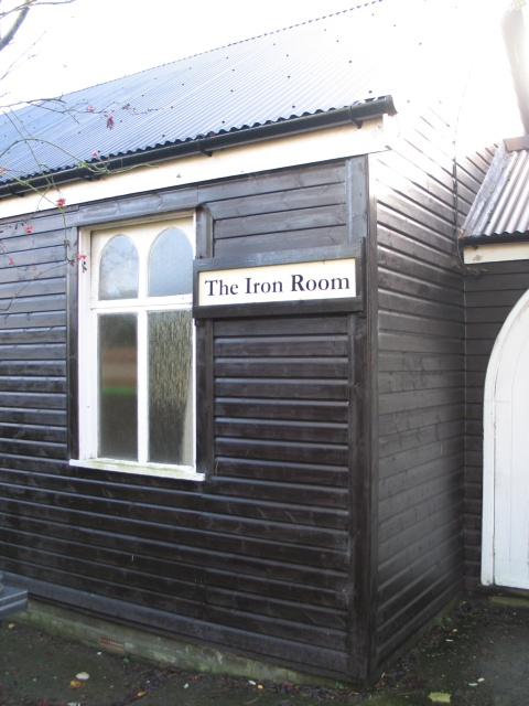 """File:The """"Iron Room"""", Tring Station - geograph.org.uk ..."""