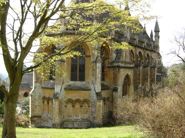 The Chapel, Tyntesfield - geograph.org.uk - 1207944